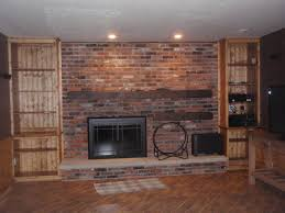 Railroad Tie Mantle custom carpentry woodwork cabinetry cleveland oh contractor 7144 by xevi.us