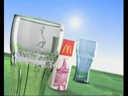 coca cola fifa world cup glass mcdonald s