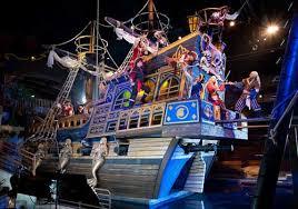Pirates Voyage Seating Chart Christmas At Pirates Voyage Dinner Show