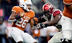 Ut Football Depth Chart New Longhorns Depth Chart Released For Red River Rivalry Week