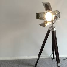 Floor Lamp In Style Of Old School Film Camera Set 105 Barnwell
