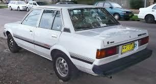 File:1980-1983 Toyota Corolla (KE70) XX sedan 01.jpg - Wikimedia ...