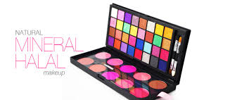 fx cosmetics is one brand that produces halal makeup s