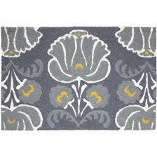 ramona grey jelly bean rug