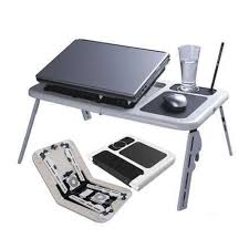 sg portable laptop stand foldable e table with