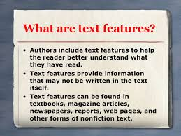 glossary for children text feature. Glossary For Children Text Feature