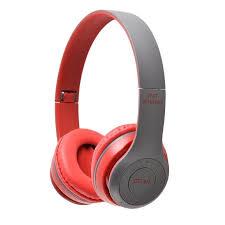 Wireless Headphones <b>P47 Bluetooth 5.0</b> HiFi Stereo Comfort Wear ...