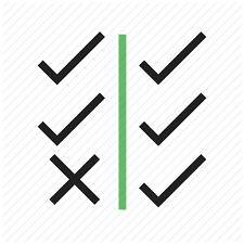 Options Chart Sartup Company By Iconbunny