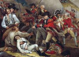 detail of the of general warren at the battle of bunker hill by john trumbull museum of fine arts boston gift of howland s warren