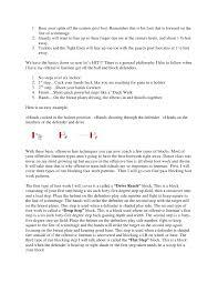 basic pass blocking techniques and skills  3 1