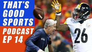 Le'Veon Bell Drama, Broncos vs Seahawks & NFL Week 1 Picks ...