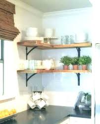 countertop corner shelf