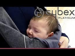 Cybex Yema Baby Carrier - Direct2Mum - YouTube