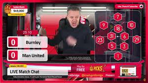 Mark Goldbridge Reaction To Paul Pogba Goal | Burnley 0-1 Man UTD - YouTube