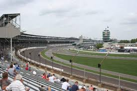 Indianapolis Motor Speedway Section E Stand Box 32 Row Q