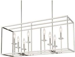capital lighting 7004pn morgan contemporary polished nickel island light fixture loading zoom