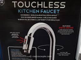 Moen Motionsense Kitchen Faucets Kitchen Touchless Faucets Touchless Kitchen Faucet Top Rated