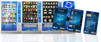 Touch Screen Vending Machine Unique Interactive Touch Screen Vending Machines Brisbane