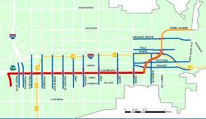 Rose Bowl Parade Map Pergoladach Co