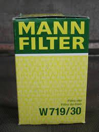 Обзор от покупателя на <b>Фильтр масляный MANN</b>-FILTER W 719 ...