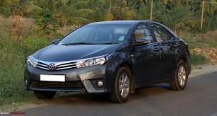 My Toyota Corolla Altis VVT-i MT - Grey Metallic - Team-BHP