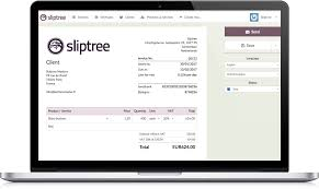 invoice template sliptree invoice software macbook pro