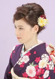 日本女子着物に似合うヘアスタイルであなたも今日から和服美人