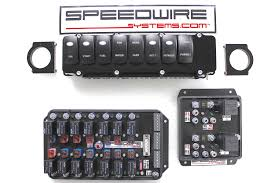nitrous controller lcd display speedwire systems the relay controller has a built in nitrous interrupt function for staging if needed the dual 50 70 amp nitrous relay module can be triggered by the efi