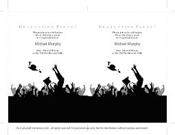 free graduation invitation templates 08