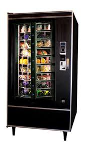 Used Cold Food Vending Machines Interesting National Model 48 Cold Food Machine Vending World