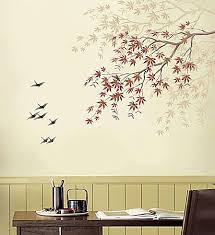 Small Picture Tree stencil Stencil designs for Easy Wall Decor Wall designs at