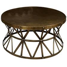 round wood coffee table with metal legs brilliant round iron side table wrought iron outdoor coffee