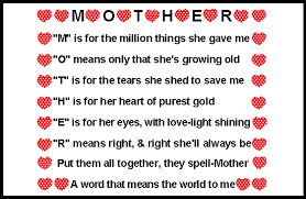 Mothers Day Quotes Delectable Poems Quotes Finder