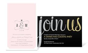 Invitation Wording Samples by InvitationConsultants.com - Engagement