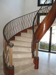 Iron Stairs Design Indoor Iron Stair Railings Custom Iron Railing Jacksonville