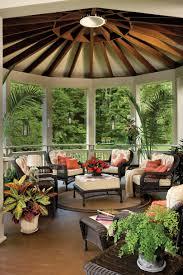 Appalachian Round Porch