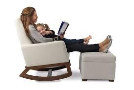 joya modern rocking chair  nursery furniture by monte design