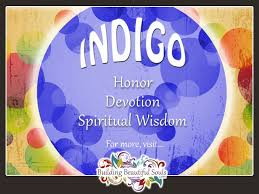 What Does The Color Indigo Mean Color Meanings