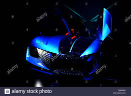 Dream Automotive Lighting Dream Car Ds X E Tense Mondial Paris Motor Show Paris