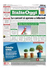 Italia Oggi - NeroGiardini