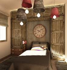 rustic bedroom lighting. DIY Bedroom Lighting Ideas With In Vintage And Rustic Style A