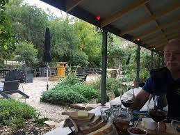 lunch in the garden shut the gate wines