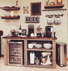 coffee station furniture. Custom Built Rustic Furniture And Home Decor ~ Deerfield Beach, FL Arguswoodworks@gmail. Coffee Station
