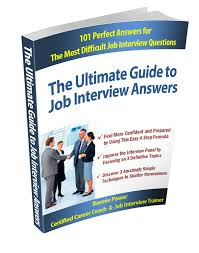 interview questions and answers job interview questions and answers