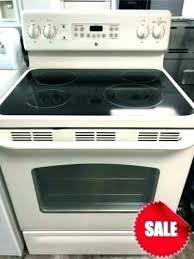 lowes electric range. Ge Stoves Lowes Electric Intended For Flat Top Stove Decorations Artistry Gas Range .