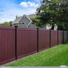 vinyl fence ideas. Exellent Fence Side Fence Ideas Elegant Vinyl Pvc Wood Grain Unique Van  Colorbond Fencing With I