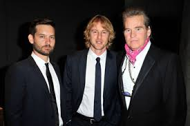 owen wilson 2015. Wonderful Owen Owen Wilson The Broad Museum Black Tie Inaugural Dinner Inside 2015