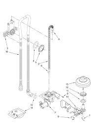 Window parts diagram fresh kenmore elite dishwasher parts model k700
