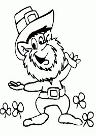 Small Picture Get This Free Leprechaun Coloring Pages to Print 590f16