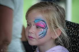 face painting eye design by philadelphia key west artist jennifer montgomery